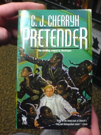 Notice the Pretender?